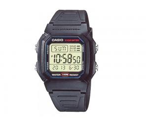 Casio. Спортивные беговые часы W-800H-1A
