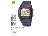 Спортивные беговые часы Casio W-800H-1A