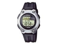 Casio. Спортивные беговые часы W-211-1A