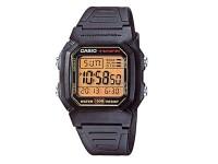 Casio. Спортивные беговые часы W-800HG-9A