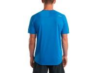 Беговая футболка Saucony HYDROLITE SHORT SLEEVE DIRECTOIRE BLUE
