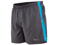 Saucony. THROTTLE SHORT