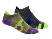 Saucony. XP Super Light 2-Pack Socks