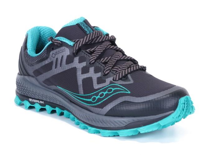 Женские кроссовки для бездорожья Saucony PEREGRINE 8 GTX