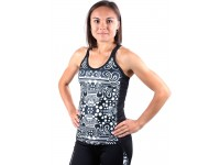 Brooks. Glycerin Printed Support Tank