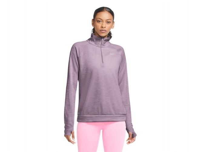 Женская беговая рубашка Nike DF PACER HZ W, арт. CU3267 574