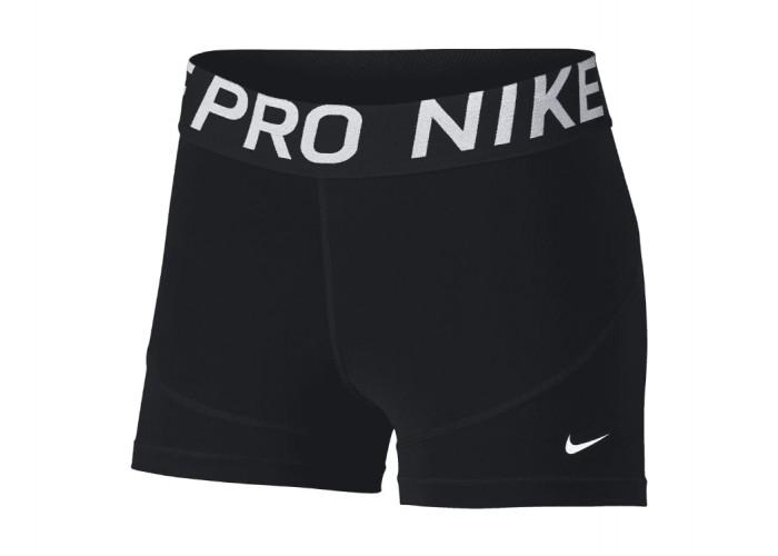 Женские короткие тайтсы Nike PRO W SHORT AO9977 010